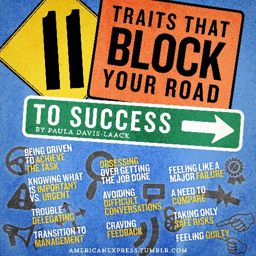 11 Traits That Block Success for High-Achievers