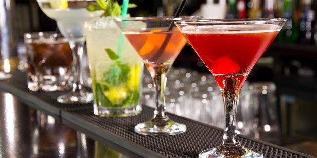 5 Easy Vodka Cocktails