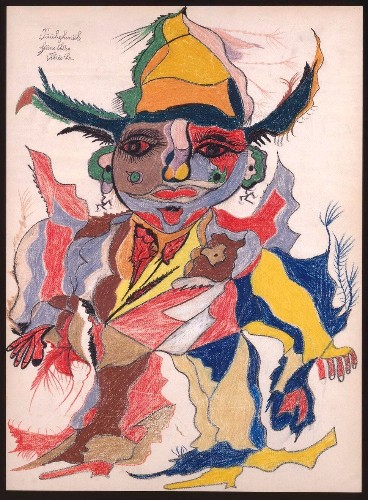 Before Outsider Art, There Was Art Brut