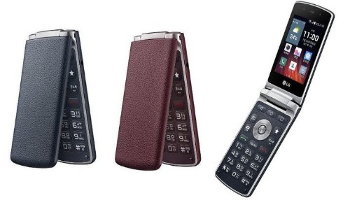 LG Just Introduced A New Flip Phone For Smartphone Users