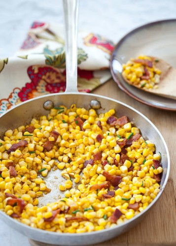 How To Shuck Corn Without Making A Scary, Hairy Messy Disaster
