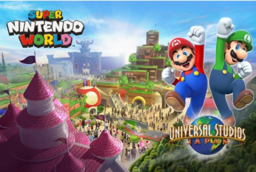 Universal Studios Reveals More About Mysterious New 'Nintendo Worlds' (UPDATED) | HuffPost Life