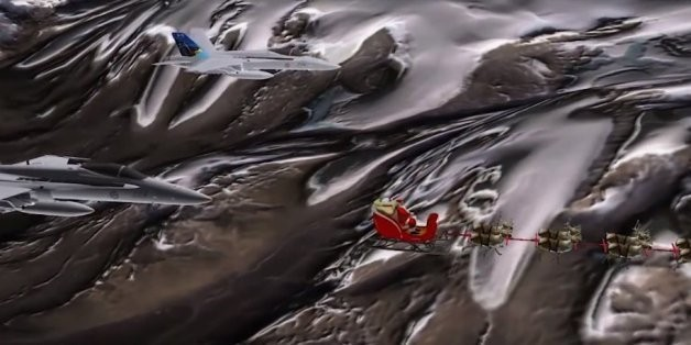 NORAD Under Fire For Its Famous Santa Tracker