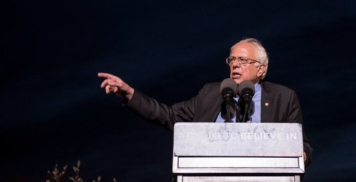 No, Bernie Sanders Has Not Pushed Hillary Clinton To The Left