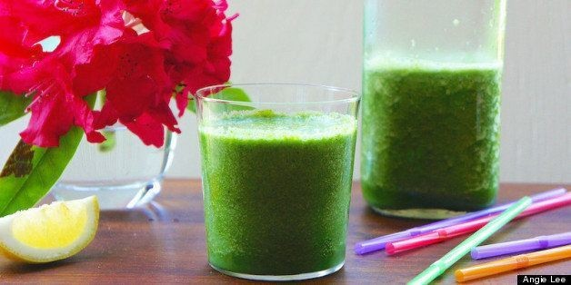 Green Smoothie | HuffPost Life