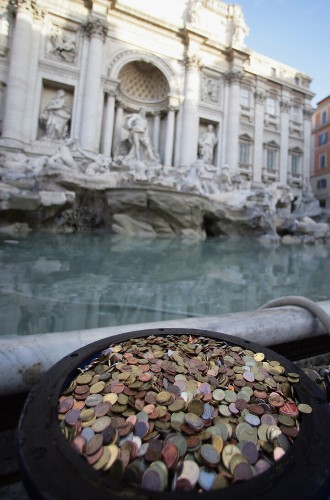 Here's What Actually Happens To The Money In Wishing Wells | HuffPost Life