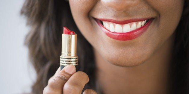 Smudge-Proof Your Lipstick With This Makeup Artist's Trick   HuffPost Life