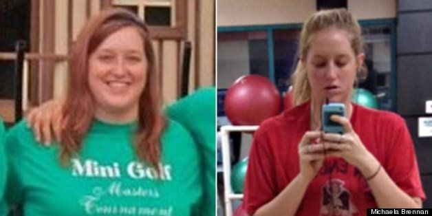 I Lost Weight: With The Help Of A Weight Loss Center, Michaela Brennan Lost 63 Pounds | HuffPost Life