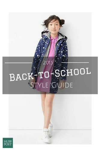 9 Back-To-School Fashion Trends Your Kids Will Be Begging For   HuffPost Life