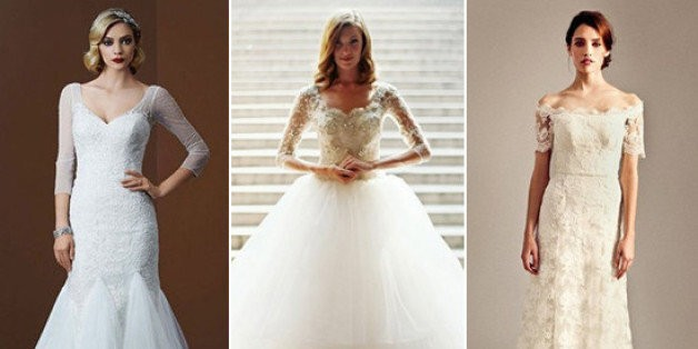 40 Winter Wedding Gowns So Gorgeous, You Won't Even Mind The Cold