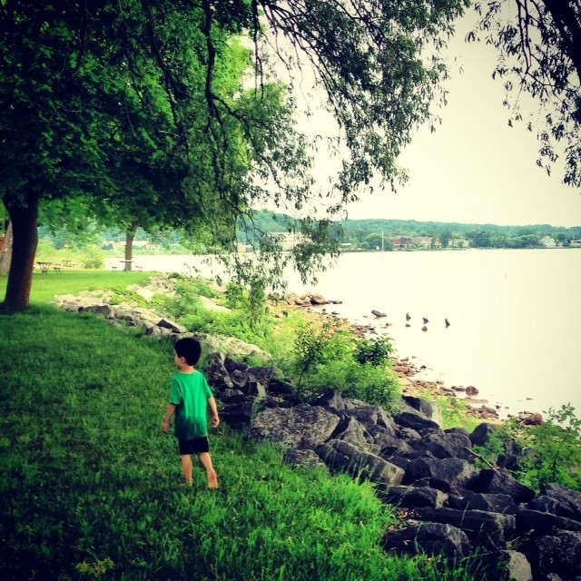 Barefoot Freedom: Summertime in Northern Michigan