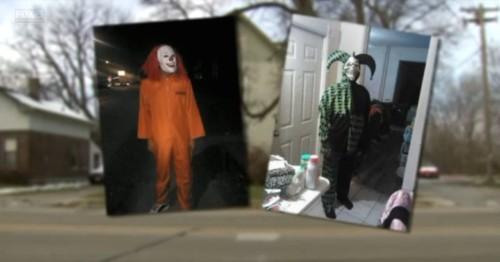 Teenage Boy Posing As Clown Causes Local Panic In Wisconsin