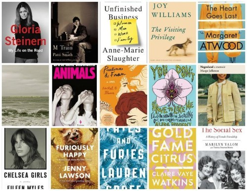 15 Fantastic Books By Women To Read This Fall