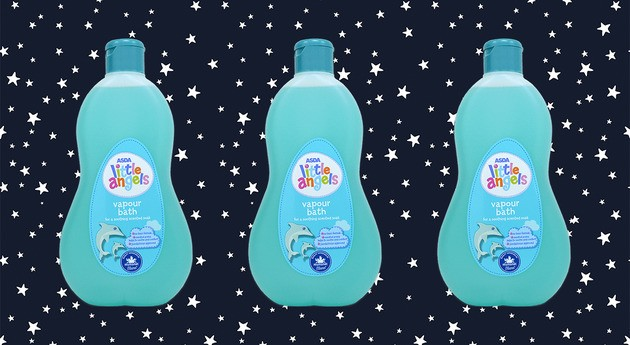 'Miracle Worker!' Parents 'Obsessed' With Asda's 87p Little Angels Vapour Bath