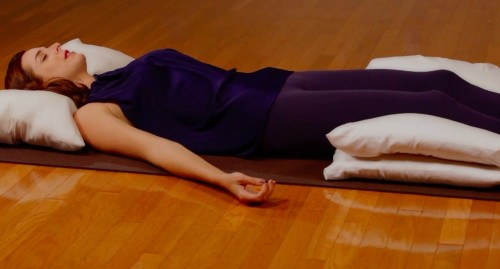 Yoga to Lower Blood Pressure and Restore Balance