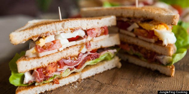 Club Sandwich Recipes: Turkey Is Amazing, But We Want More Variety (PHOTOS) | HuffPost Life