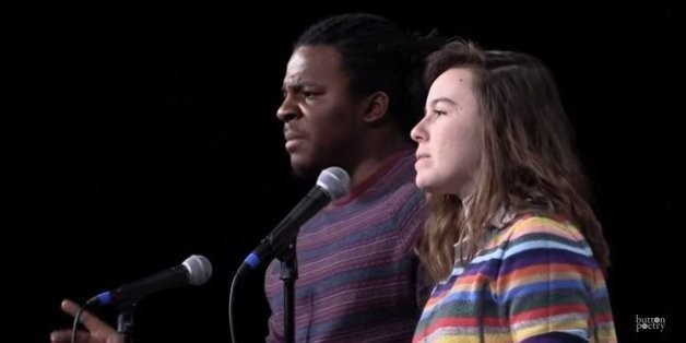 What Happens When A Black Man And A White Woman Speak For Each Other