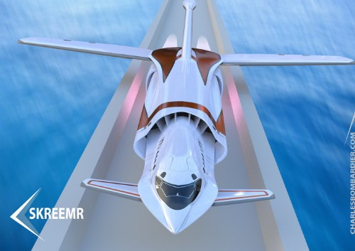 This Concept Jet Could Fly From London To NYC In 30 Minutes | HuffPost Life