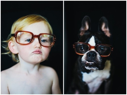 Mom's Side-By-Side Dog And Toddler Photos Are Pure, Adorable Fun | HuffPost Life