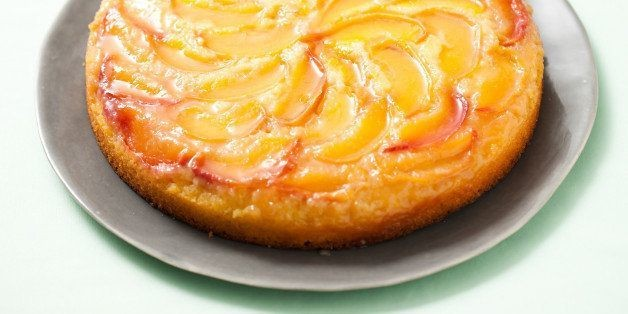Recipe Of The Day: Peach Cake | HuffPost Life