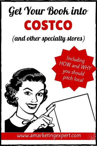 Get Your Book into Costco (and other specialty stores)