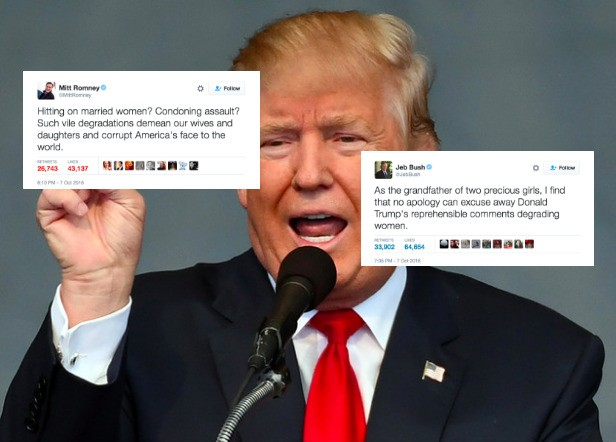 You Don't Need A Daughter To Know Trump Bragging About Sexual Assault Is Vile