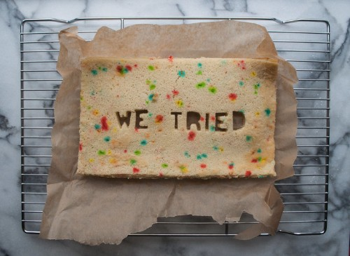This Baker Turned Her Breakup Into One Delicious Photo Series