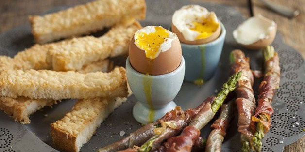 A Step-By-Step Guide To Next-Level Egg And Soldiers | HuffPost Life