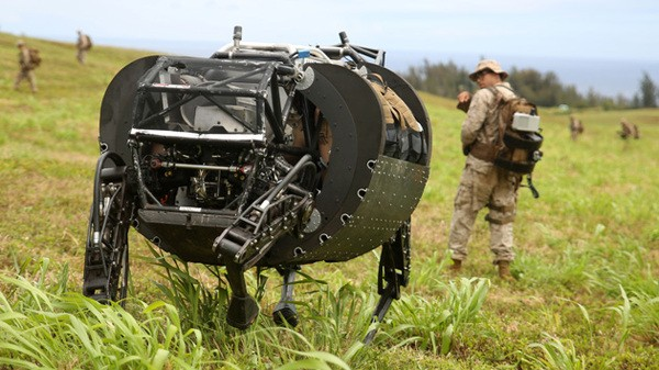 Googleのキモかわ四脚ロボ、米軍から不採用通知を受ける その理由は... | HuffPost Japan