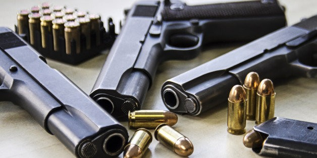 For Women, Gun Violence Often Linked to Domestic Violence