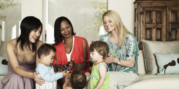 The Sisterhood in Motherhood   HuffPost Life