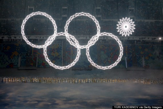 The Promethean Shadow of the Sochi Olympics