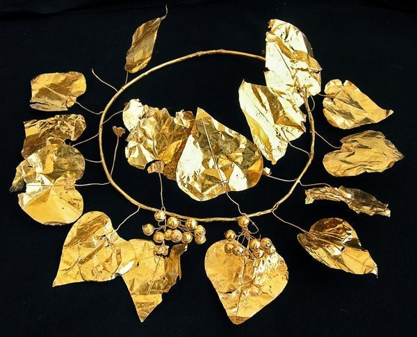 Rare Treasures Discovered In Ancient Tombs On Cyprus