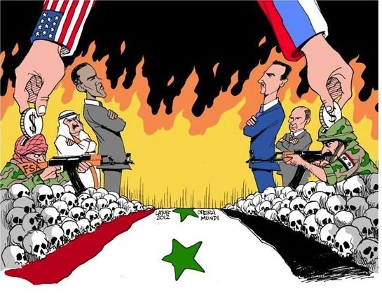 NATO/US need to be Doubly Wary of Saudis and Turks Adventurism in Syria