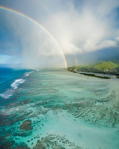 Hawaii Might Just Have The Best Rainbows On The Planet