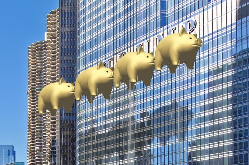 Flying Pigs Will Block Trump Tower For One Glorious Day This Summer