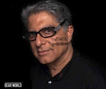 "Deepak Chopra Talks About Awakening the World and His ""Sages and Scientists"" Symposium"