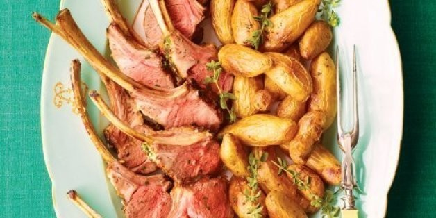 Rack Of Lamb Recipes That'll Make You Look Like A Kitchen Wizard