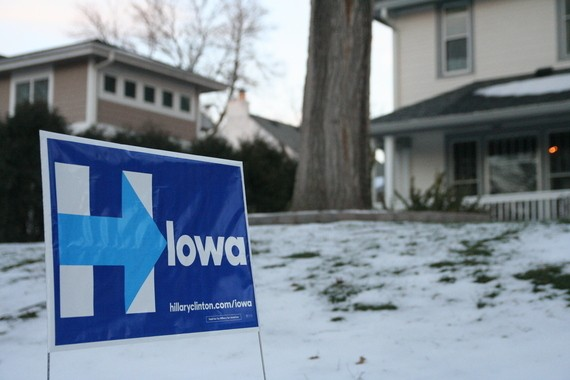 One Liberal Iowan's Case for Hillary Clinton for President