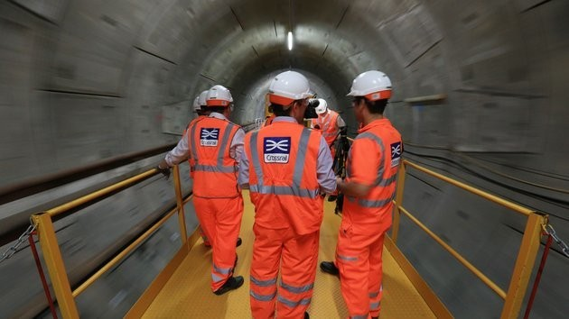 Crossrail Delayed Again As Bosses Admit Line May Not Be Open Until 2021