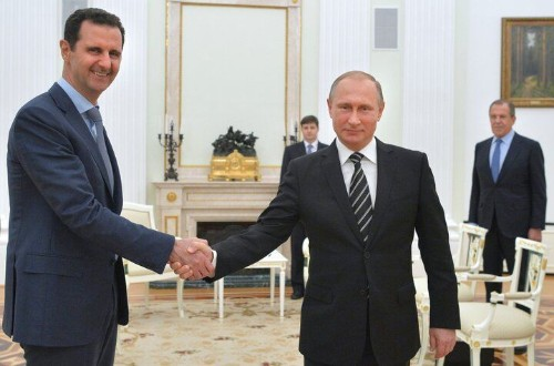 Syrian Dictator Who Helped ISIS Rise Now Exploiting Paris Attacks