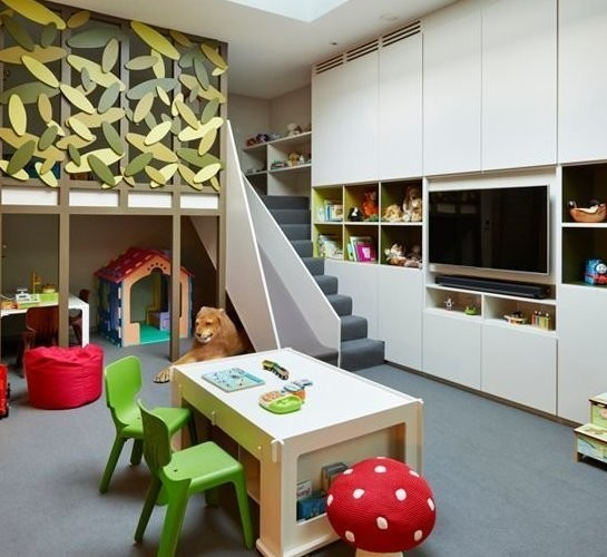How To Turn Your Home Into A Kids' Fun Zone