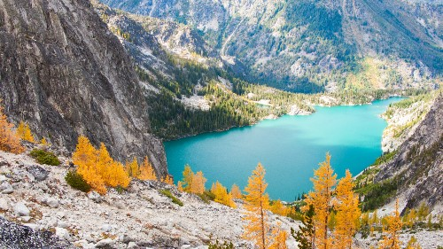 5 Places to See the Best Fall Foliage in the U.S.