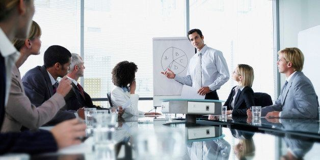 The Key to a Successful Presentation Most People Ignore