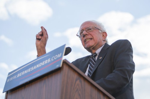 Bernie Sanders: Hillary Clinton At Her Worst Would Be Better Than The GOP Candidate