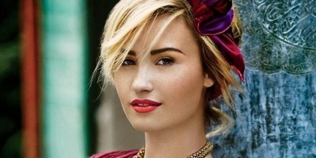 Demi Lovato Covers Teen Vogue, Talks 'Glee' And Self-Acceptance (PHOTOS)
