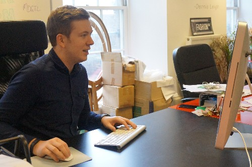 How One CEO Launched a Successful App company with £8 and no code