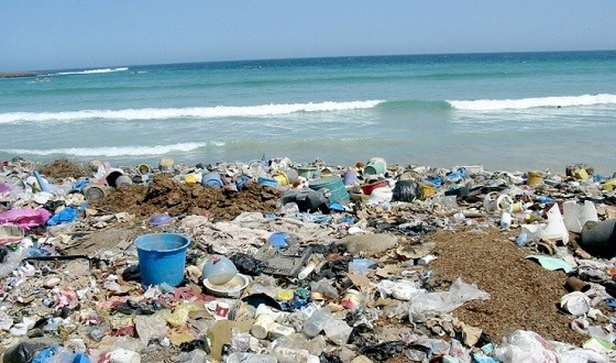 Sea of Japan Becoming a Dumping Ground for Trash From China and South Korea