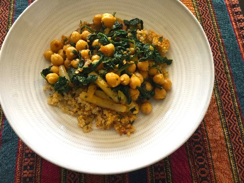 Chickpeas Help You Lose Weight -- And We've Got 4 Delicious Recipes
