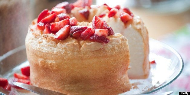 Gluten Free Strawberry Shortcake | HuffPost Life
